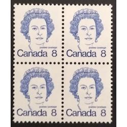 Canada 593T3 Untagged Error VF MNH