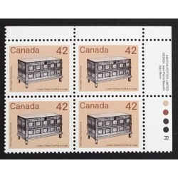 Canada 1490 Souvenir Sheet in Protective Cover VF MNH