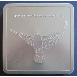 Canada TC89 The Official Millennium Keepsake