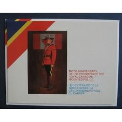 Canada SA4 Souvenir Card w/ Envelope
