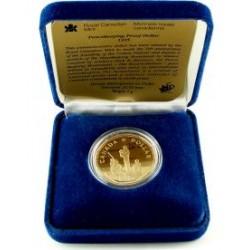 Canada 1995 United Nations 50th Anniversary Dollar