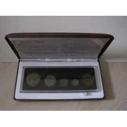 Canada 1998 90th Anniversary 90th Anniversary of the Royal Canadian Mint Antique Finish Set