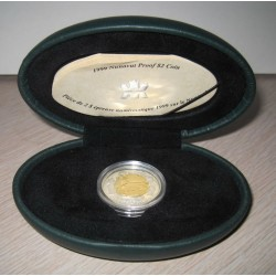 Canada 1999 Nunavut Proof $2 coin