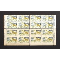 Canada 507 Plate Block No. 1 VF MNH (Choose a Corner)