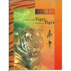 Canada TC78 Year of the Tiger Pack
