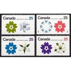 Canada 508-11 VF MNH