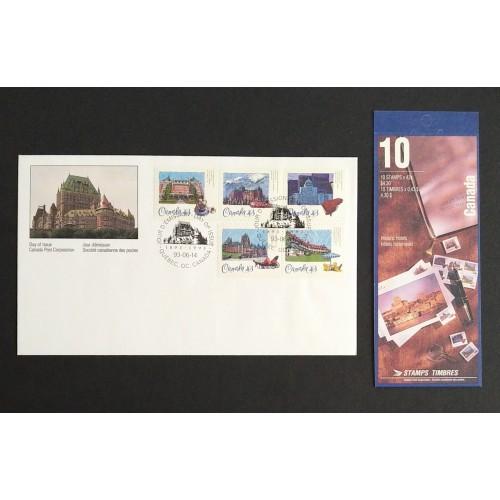 Canada 993|993iii Plate Block VF MNH (Choose a Corner)