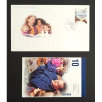 Canada 1000a Plate Block VF MNH (Choose a Corner)