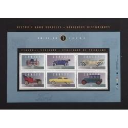Canada 1490 Souvenir Sheet in Folder MNH