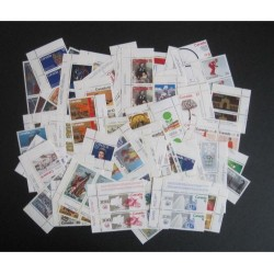 Canada L8283 Lot of 75 Diff. Plate Pairs Cat. $180 VF MNH