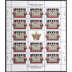 Canada 1722 Full Sheet Pane VF MNH