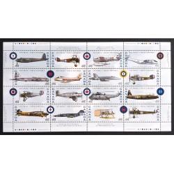Canada 1808 Full Sheet Pane VF MNH